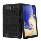 Galaxy Tab S4 Spigen® [Tough Armor TECH] Shockproof Cover + FREE Glass Screen