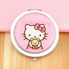 19 New Style Portable Cartoon Beauty Folding Mirror Lovely KT Cat Cosmetic Gift
