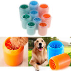 Silicone Dog Paw Feet Cleaner Pet Cleaning Cup for Dog Cat Grooming Supplies