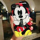 Disney Mickey Mouse Hard PC Case with KickStand For iPhone 6 7 8 X XR XS MAX