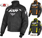 2019 FXR Men's Octane Snowmobile Jacket Black/Orange/Hi-vis MD LG XL 2X