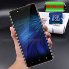 5050mah Otg 4core Android 7.0 Mobile Phone Unlocked 2 Sim 8gb Hd Smartphone