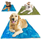 Внешний вид - Self-Cooling Gel Pet Mat For Floor Bed Crate Cool Dog Cushion Pad Indoor Outdoor