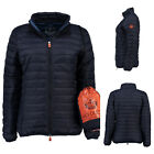 Geographical Norway Women's Jacket Quilted Transition Winter S M L XL