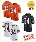 Walter Payton #34 New Chicago Bears Stitched Game Limited Jersey ALL SIZE 2018🔥 on eBay