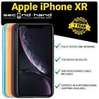 Apple iPhone XR 64/128/256GB - Unlocked/SIM FREE Smartphone (1 Year Warranty)