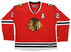 Reebok NHL Chicago Blackhawks Duncan Keith 2 Womens Premier Jersey Red