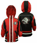 Buffalo Sabres NHL Boys Kids Vintage Full Zip Hooded Jacket Coat, Black $21.99 USD on eBay