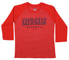 Majestic MLB Youth Washington Nationals Baseball Academy 3/4 Sleeve Raglan Tee on Ebay