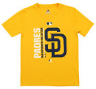Majestic MLB Youth San Diego Padres Short Sleeve AC Team Icon Tee on Ebay