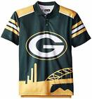 Forever Collectibles NFL Men's Green Bay Packers Thematic Polo Shirt $39.99 USD on eBay