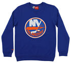 Reebok NHL Youth New York Islanders Prime Crew Neck Fleece, Blue $16.99 USD on eBay