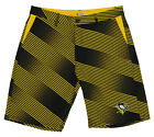 Forever Collectibles NHL Men's Pittsburgh Penguins Diagonal Stripe Shorts