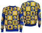 Forever Collectibles NBA Men's Golden State Warriors 2016 Patches Ugly Sweater on eBay