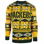 Forever Collectibles NFL Men's Green Bay Packers 2015 Aztec Ugly Sweater $39.99 USD on eBay