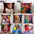 Tekashi 69 Car Sofa Waist Cushion Cover Home Decor Cotton Linen Throw Pillowcase image