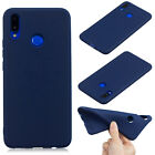 Slim Candy TPU Silicone Soft Case Cover For Huawei P30 P20 Honor 8A 8X 9i 10 Y9