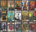 CONAN THE BARBARIAN #1 2 3 4 5 (1st PRINT) MULTIPLE PRINTINGS CHOICE 2019 NM- NM image