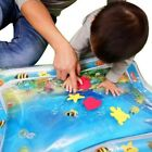 Inflatable Baby Water Mat Fun Activity Play Center learning for Children Cushion