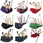 HS Child Bagpipe,Junior Playable Bagpipes/Kids Toy Bagpipe Various Tartans/Gaita for sale  Shipping to Canada