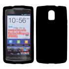 For Pantech Discover Silicone Skin Rubber Soft Case Phone Cover