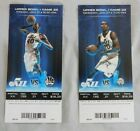 2013-14 Utah Jazz Ticket Stub Pick One on eBay