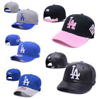 Embroidered Los Angeles Dodgers Snapback Cap LA Adjustable Closure Hat Men Women