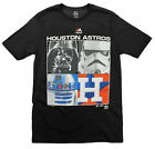 MLB Youth Houston Astros Star Wars Main Character T-Shirt, Black $14.99 USD on eBay