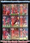 Pro Set Footballers 1990-91 (VG) Karten 54 To 100 Pick die Karten You Need