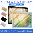 7/10.1Inch Tablet Android 8.1 1GB 16G Ten Octa-Core Dual SIM Camera 3G Wifi PC