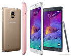 "5.7"" SAMSUNG Galaxy Note 4 SM-N9100 Dual SIM 16MP GSM AT T Unlocked Smartphone"