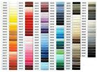 Coats Polyester Moon Thread 5/10/24 x 1000 y Cops - Choice of Colours