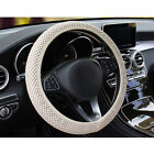 Car steering wheel cover breathability skidproof auto covers decor car stylin UQ