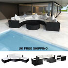 Rattan Outdoor Sofa Set Garden Furniture Set Swimming Pool Lounge Couch Modern