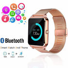 Android Bluetooth Smart Watch Phones Touch Screen Camera for Women Men Kids Girl