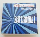 EASY LISTENING Volume 1: new STYLES AND REGISTRATIONS USB for TYROS 5 SOFTWARE