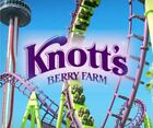 5 Knotts Berry Farm General Admission Tickets фото