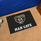 """NCAA Man Cave Starter Mat Area Rug Choose Your Team 45 Colleges 19"""" x 30"""""""