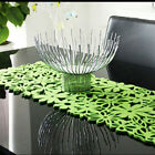 Table Runners Rectangle Linen Tablecloths Cover Placemat Party Decor Kv