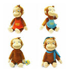 29 PELUCHE PUPAZZO SCIMMIA CURIOSO COME GEORGE CURIOUS PLUSH 30 CM 12inch IT
