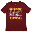 Outerstuff NFL Youth Washington Redskins Team Color Short Sleeve Tee $9.99 USD on eBay