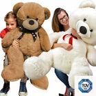 Large Teddy Bear Giant Teddy Bears Big Soft Plush Toys Kids 60/80/100cm UK Store