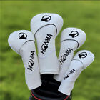 Golf Iron Head 4-11-A-S Cover Honma Crystal Style Yellow Black 10 Pieces Set