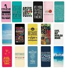 Sayings Quotes Flip Case Cover for Apple iPhone 5 5s 5C 6 6S 7 8 & X - 32