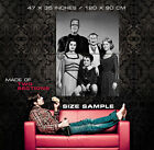C5880 The Munsters TV Show Wall Print POSTER UK