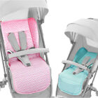 Baby Infant Stroller Seat Pushchair Cushion Cotton Mat Solid Color Soft Thick