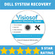 Dell System Recovery Boot Repair Restore CD Resource for faulty operating system