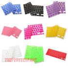 "Silicone Keyboard Cover For Apple Macbook Pro Air 13"" 15"" 17"" 2015 or older"