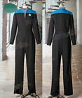Hot!Star Trek: Voyager Cosplay Captain Kathryn Janeway Costume&kl9 on eBay