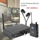 ANLEON S2 UHF Stereo Monitor System Wireless In-ear Stage Trasmitter / Receiver